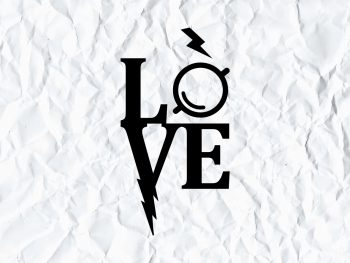 Love Harry Potter SVG