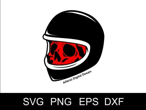 Riderr Vectorency Rider SVG Cut File