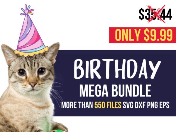 Vectorency Birthday Mega Bundle (1)