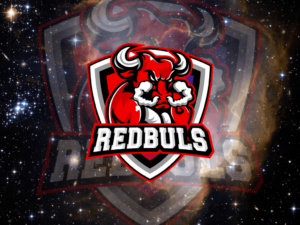 bull esport logo vector download