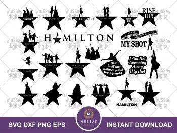 Best Hamilton SVG