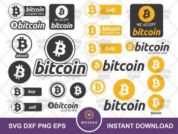 Bitcoin SVG