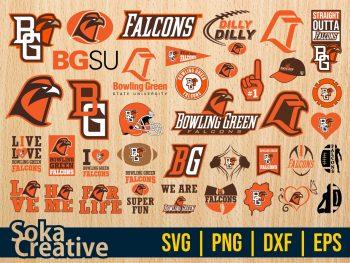 Bowling Green Falcons SVG