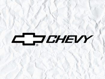 Chevy Logo SVG