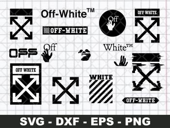 Off White Logo SVG