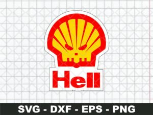 SHELL HELL SVG