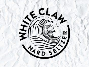 White Claw Logo SVG