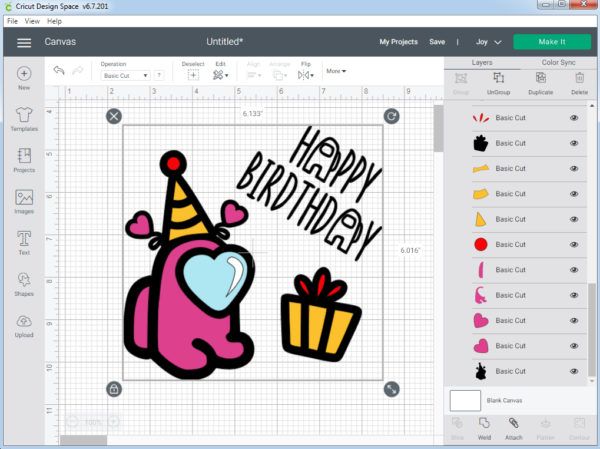 Among Us Birthday Baby Girl 3 Vectorency Among Us SVG Birthday Baby Girl, Among Us SVG Birthday Girl, Among Us SVG Birthday, Among Us SVG Cricut, Among Us SVG cut file