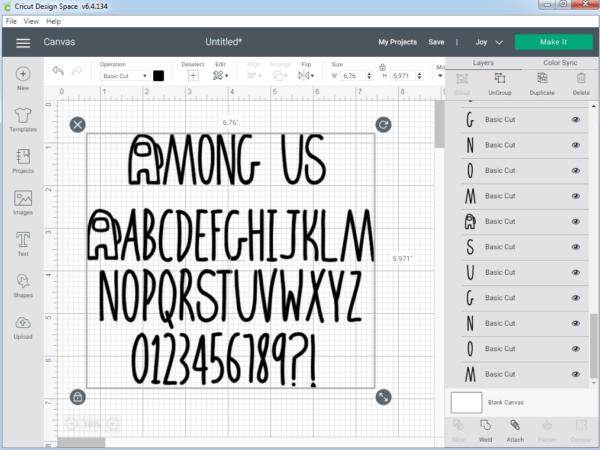 Among Us Font 7 2 Vectorency Among Us Font OTF + Among Us Font SVG + Among Us Logo svg vector   Among Us letters svg, Among Us numbers svg, Among Us alphabet svg