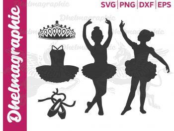 Ballerina, Ballet Girls