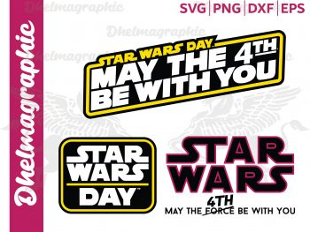 STAR WARS, May the 4th be with you