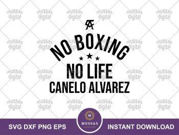 No Boxing No Life Canelo Alvarez