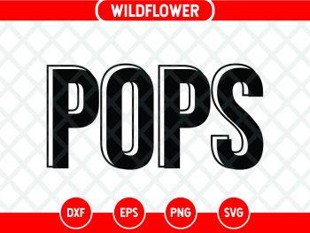 Pops SVG