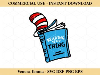Reading Is My Thing Dr. Seuss