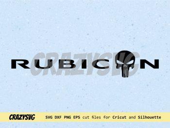 Rubicon Punisher Cut Files