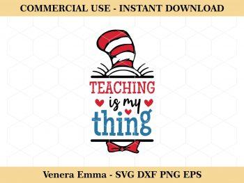 Teaching Is My Thing Dr Seuss