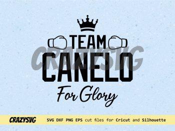 Team Canelo For Glory