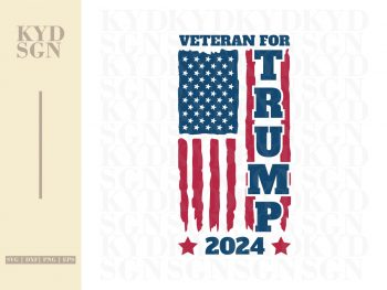 Veteran for Trump 2024