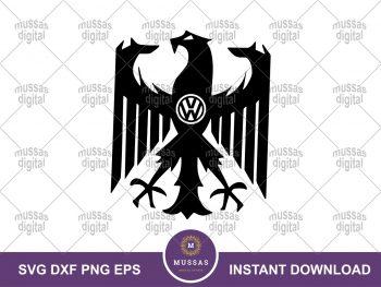 Volkswagen Military SVG
