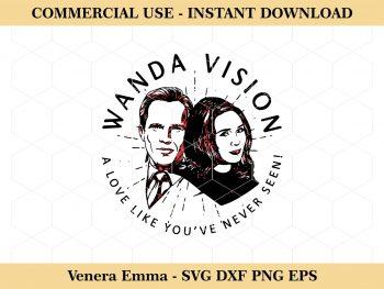 Wanda Vision A Love Like You've Never Seen