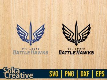 XFL Team St. Louis Battlehawks