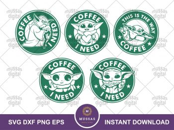 Yoda Star Wars Coffee