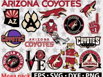 Arizona Coyotes svg