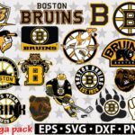 Boston Bruins svg