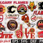Calgary Flames svg