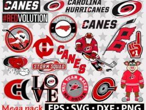 Carolina Hurricanes svg