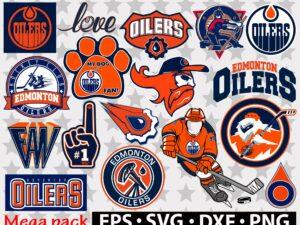 Edmonton Oilers svg