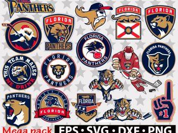 Florida Panthers svg