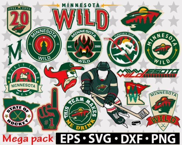Minnesota Wild svg