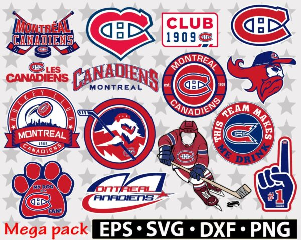 Montreal Canadiens svg