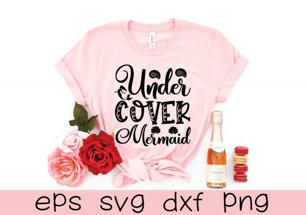 15 01 15 Vectorency Mermaid SVG Bundle Vol 6