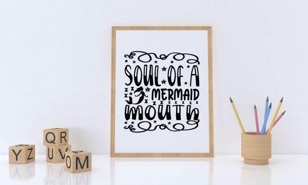 2 01 12 Vectorency Mermaid SVG Bundle Vol 7