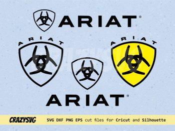 Ariat Logo SVG