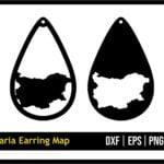Bulgaria Earring