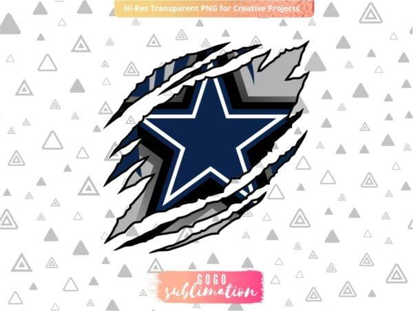 Dallas Cowboys Sublimation Designs