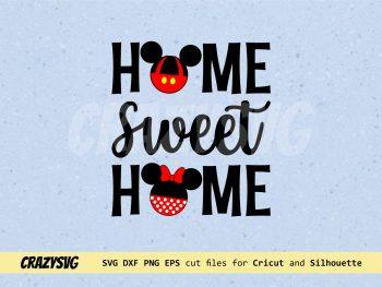 Home Sweet Home Disney