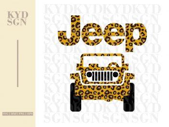 Jeep Leopard