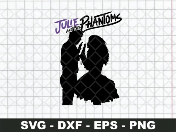 Julie And The Phantoms Silhouettes