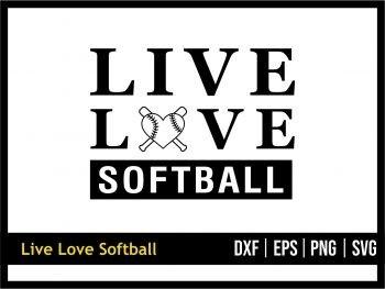 Live Love Softball