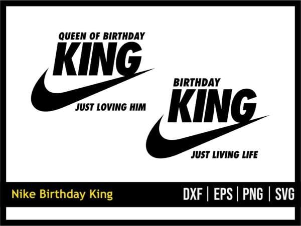 Nike Birthday King