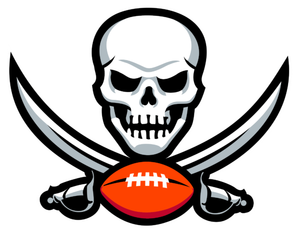 TBB 06 Vectorency Tampa Bay Buccaneers SVG Files For Silhouette, Files For Cricut, SVG, DXF, EPS, PNG Instant Download.