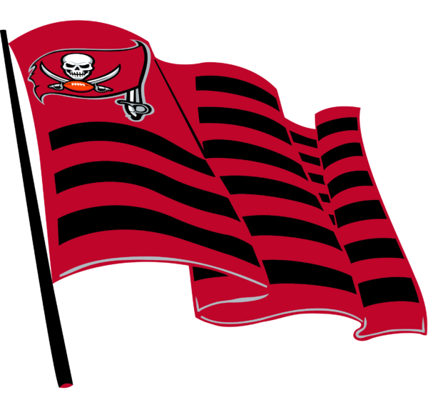 TBB 14 Vectorency Tampa Bay Buccaneers SVG Files For Silhouette, Files For Cricut, SVG, DXF, EPS, PNG Instant Download.
