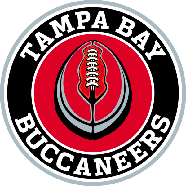 TBB 19 Vectorency Tampa Bay Buccaneers SVG Files For Silhouette, Files For Cricut, SVG, DXF, EPS, PNG Instant Download.