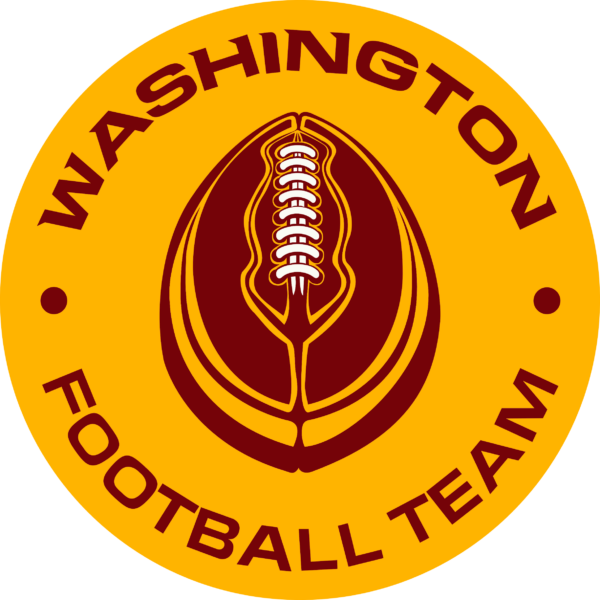 WFT 11 Vectorency Washington Football Team SVG Files For Silhouette, Files For Cricut, SVG, DXF, EPS, PNG Instant Download.