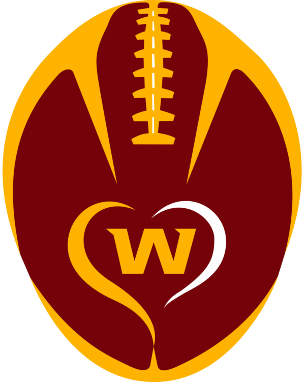 WFT 12 Vectorency Washington Football Team SVG Files For Silhouette, Files For Cricut, SVG, DXF, EPS, PNG Instant Download.