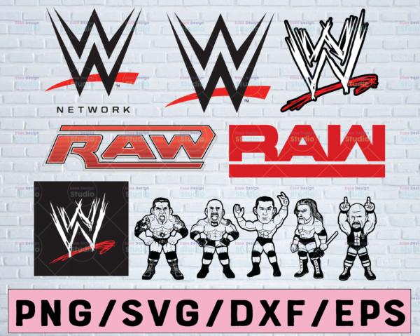 WTMETSY12042021 02 1 Vectorency WWE SVG, WWE Network SVG, Boxing SVG, Raw SVG, Raw Cut Files, Logo Raw SVG, Silhouette SVG